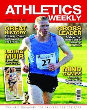 Athletics Weekly - January 11, 2018