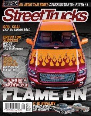 Street Trucks - February 2018