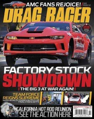 Drag Racer - March 2018