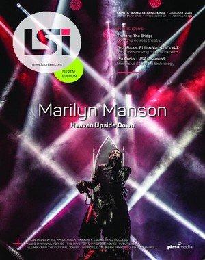 Light and Sound International – January 2018