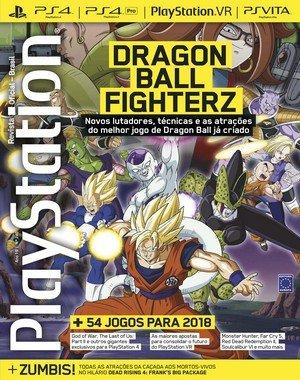 PlayStation Revista Oficial - Janeiro 2018
