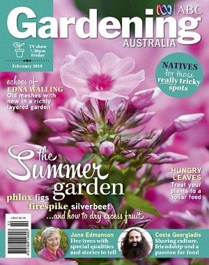 Gardening Australia - February 2018