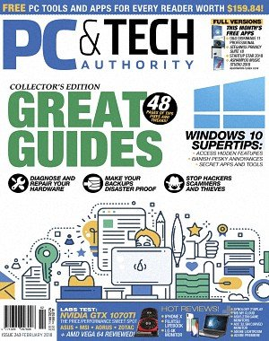 PC and Tech Authority - February 2018