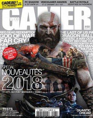 Vidéo Gamer - Janvier 2018
