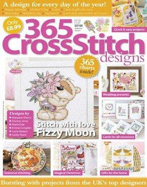 365 Cross Stitch Designs - Volume 7 2018