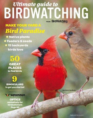 Birdwatching USA - Ultimate Guide to Birdwatching - Fall-Winter 2017