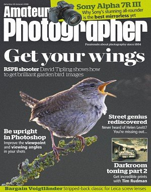 Amateur Photographer - 20 January 2018