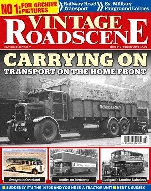 Vintage Roadscene - February 2018