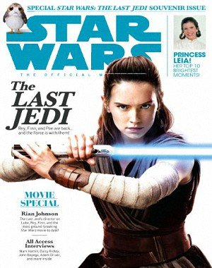Star Wars Insider - January-February 2018