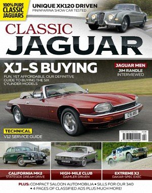 Classic Jaguar - February-March 2018