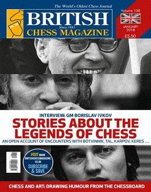 British Chess Magazine - January 2018