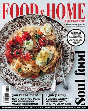 Food and Home Entertaining - February 2018