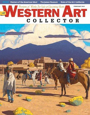 Western Art Collector - February 2018