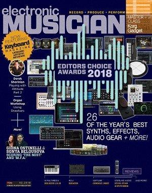 Electronic Musician - February 2018