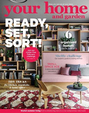 Your Home and Garden - February 2018