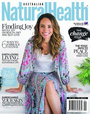 Australian Natural Health - February/March 2018