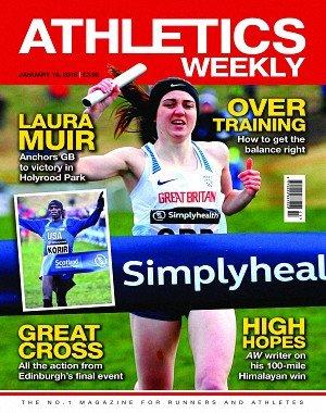 Athletics Weekly - January 18, 2018