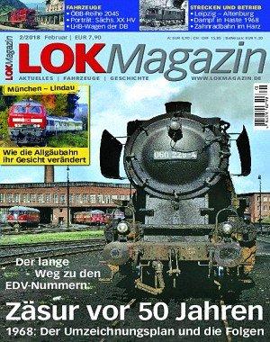 Lok Magazin - Februar 2018