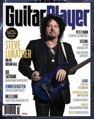 Guitar Player - February 2018
