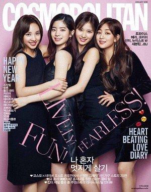 Cosmopolitan Korea - 01 2018