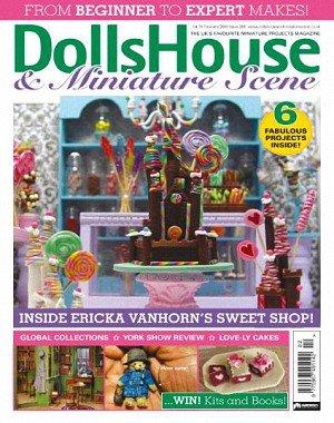 Dolls House and Miniature Scene - February 2018