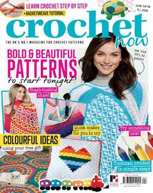 Crochet Now - Issue 24 2018