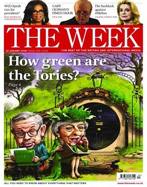 The Week UK - 21 January 2018