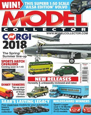 Model Collector - February 2018