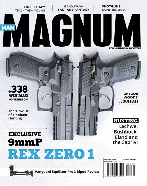 Man Magnum - February 2018