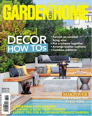 South African Garden and Home - February 2018