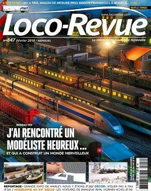 Loco-Revue - février 2018