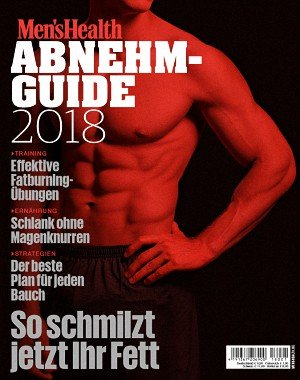Men's Health Germany - Abnehm-Guide 2018