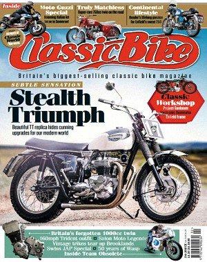 Classic Bike UK - February 2018