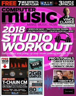 Computer Music - March 2018