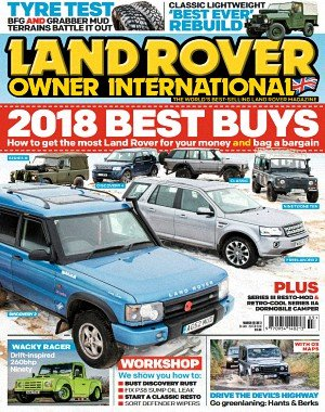 Land Rover Owner - March 2018