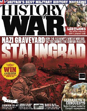 History of War - Issue 51 2018