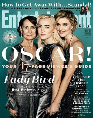 Entertainment Weekly - February 02, 2018