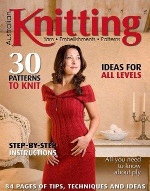 Australian Knitting - January 2018