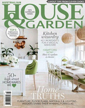 Australian House and Garden - March 2018