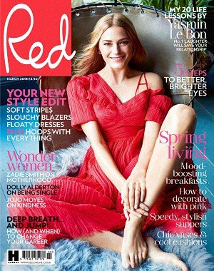 Red UK - March 2018