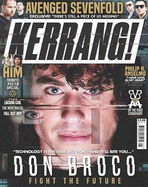 Kerrang! - February 03, 2018