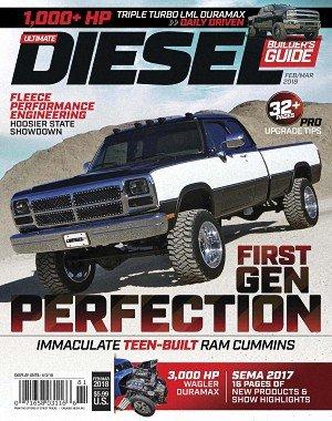 Ultimate Diesel Builder's Guide - March/April 2018