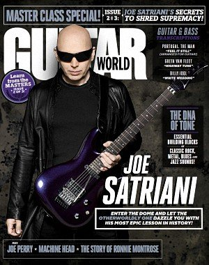 Guitar World - March 2018
