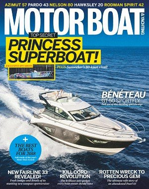 Motor Boat and Yachting - March 2018
