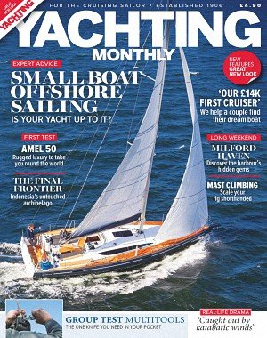 Yachting Monthly - March 2018