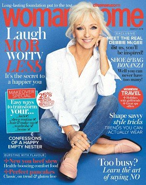 Woman and Home UK - April 2018