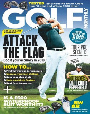 Golf Monthly UK - March 2018