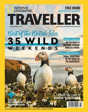National Geographic Traveller UK - March 2018