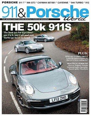 911 and Porsche World - March 2018