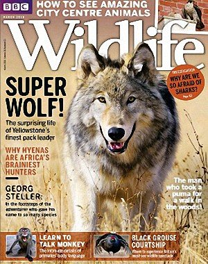 BBC Wildlife - March 2018